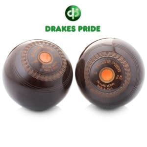 Drakes Pride Standard Density Deluxe Bowls Brown Orange Mount