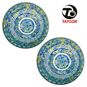Taylor Ace Progrip Coloured Bowls
