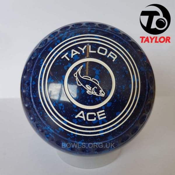 Taylor Ace Progrip Coloured Bowls Dark Blue CatFish