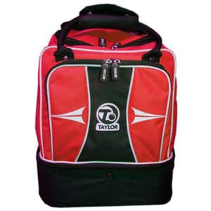 Taylor Mini Sport Bowls Bag Red