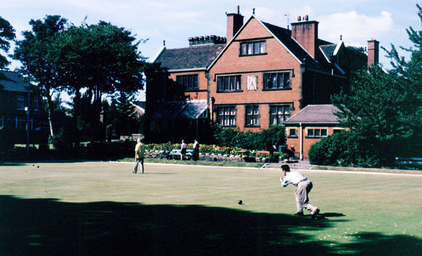 History of Crown Green