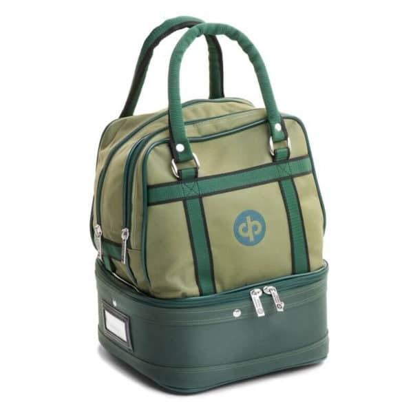 drakes pride mini bowls bag green
