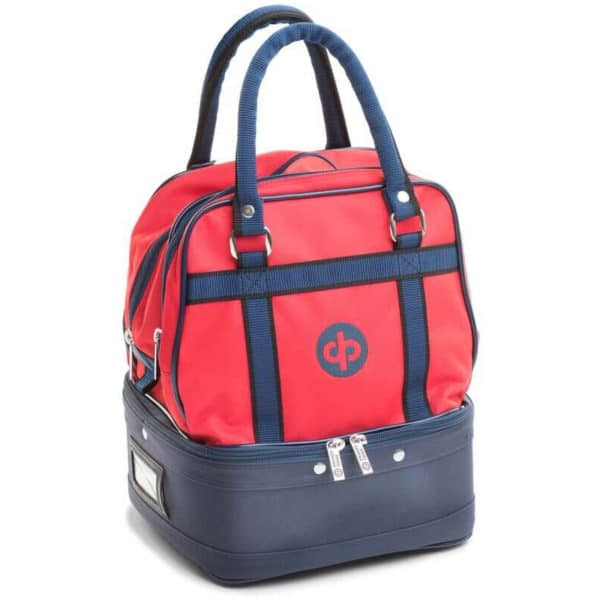 drakes pride mini bowls bag red
