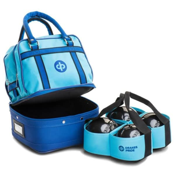 drakes pride mini bowls bag sky with carrier