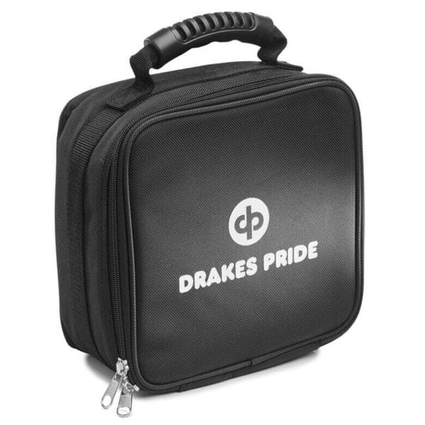 drakes pride quad bowls bag black