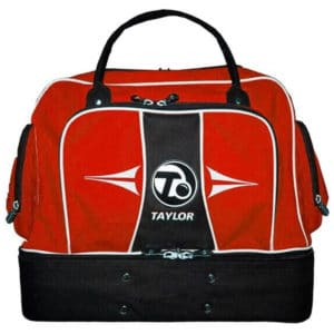 taylor midi sport bowls bag red